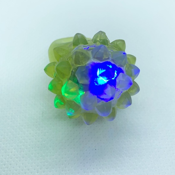 Jewelry - Toy Ring Light Up